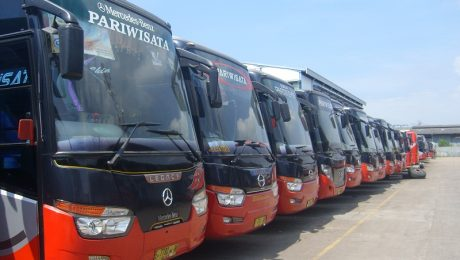 Sewa Bus Mudik