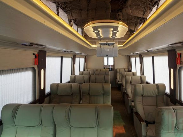 interior bus weha one