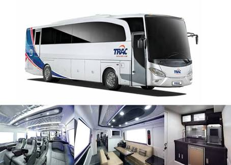 Luxury Bus Trac