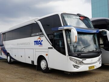 Sewa Bus Pariwisata Trac
