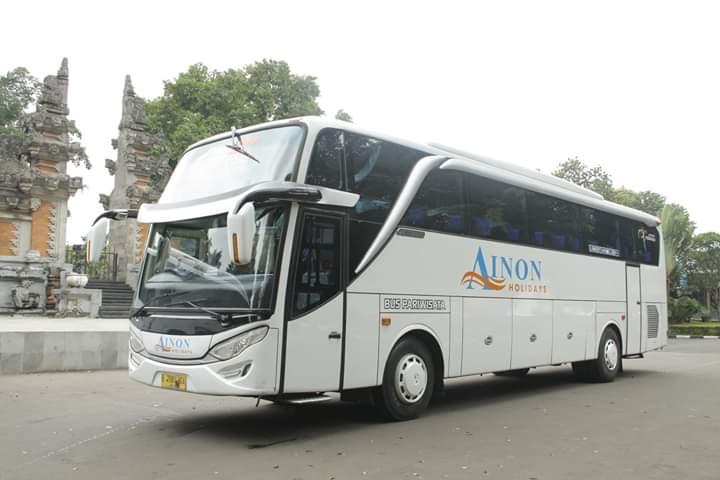 Big Bus Pariwisata Ainon