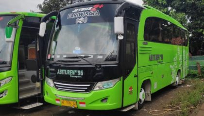 Medium Bus Abituren