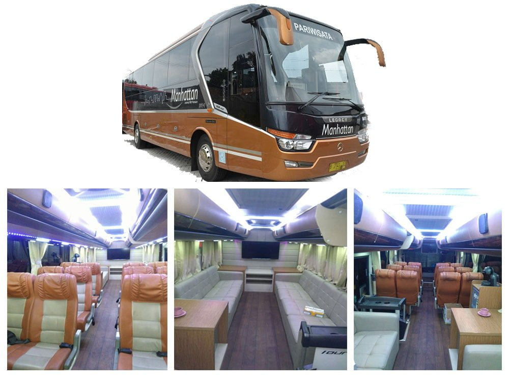 Sewa Big Bus 40 - 48 Seats