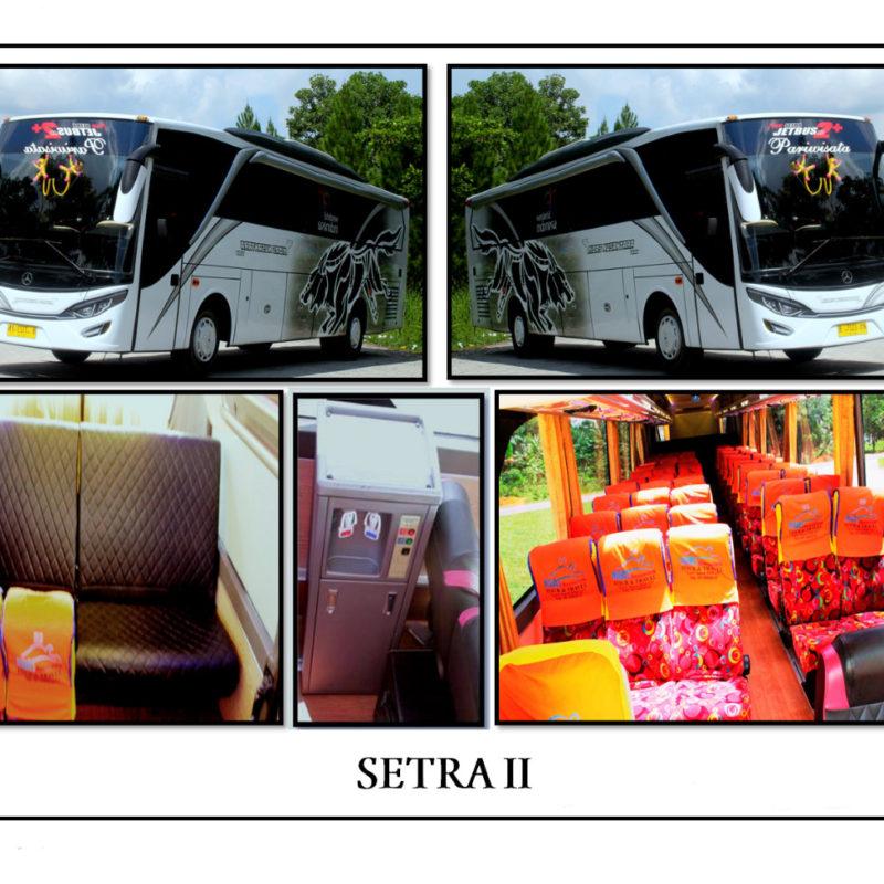 Bus 59 Seats Midas Pariwisata