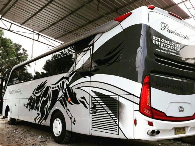 Big Bus Pariwisata Midas