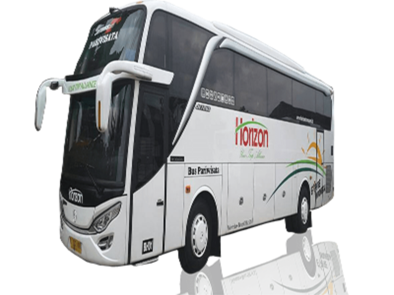 Sewa Bus Pariwsiata Horizon