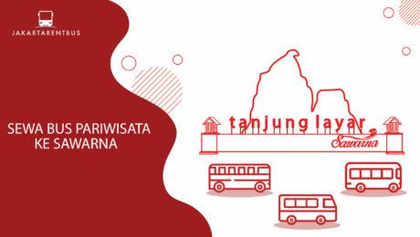 Sewa Bus Pariwisata Ke Sawarna