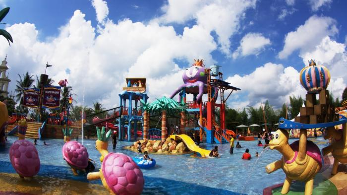 WATERPARK CITRAGARDEN