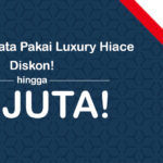 Promo Luxury Hiace