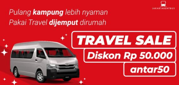 Tiket Travel Diskon